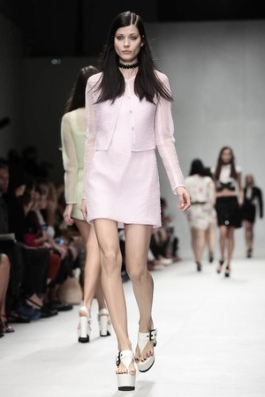 Carven, fashion show, ready to wear, collection spring summer 2014 in Paris