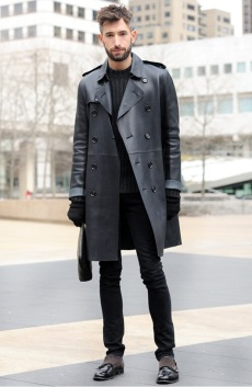 Mens-Leather-Trench-Coat