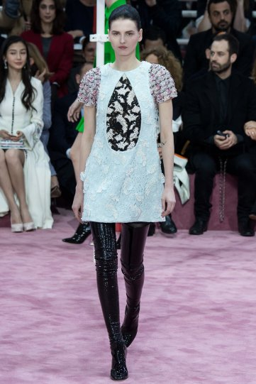 Christian Dior SS 15 COUTURE - PARIS COUTURE 13
