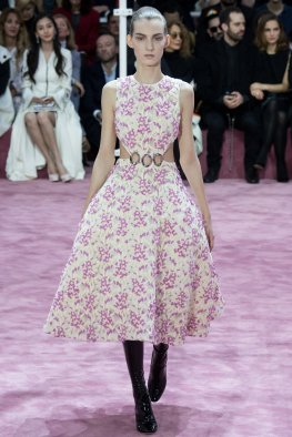 Christian Dior SS 15 COUTURE - PARIS COUTURE 18