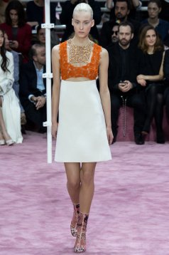 Christian Dior SS 15 COUTURE - PARIS COUTURE 20