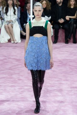 Christian Dior SS 15 COUTURE - PARIS COUTURE 22