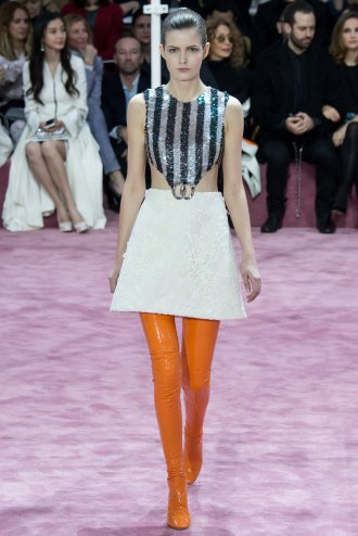 Christian Dior SS 15 COUTURE - PARIS COUTURE 31