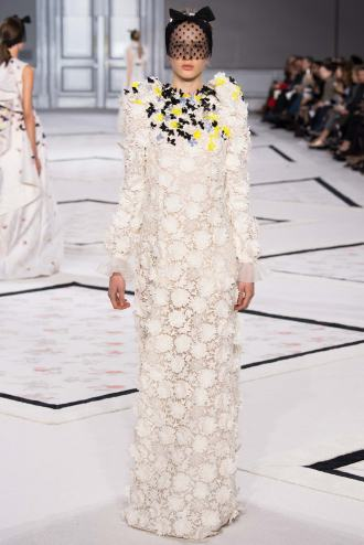 Giambattista Valli couture ss 15 - PARIS COUTURE 30