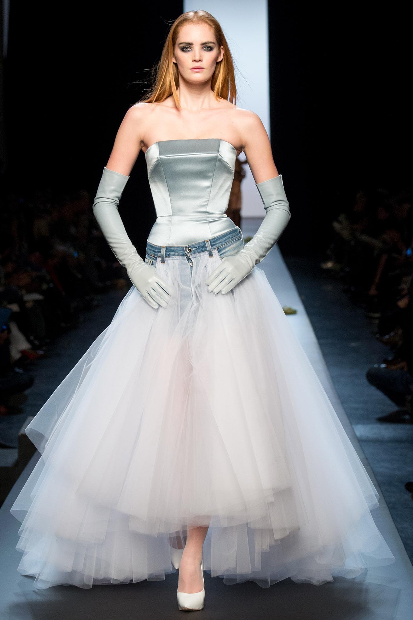 Jean paul gaultier ss 15 haute couture 55 aficionadol for Haute couture 2015