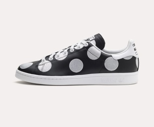 Adidas and Pharrell williams polka dots big collection