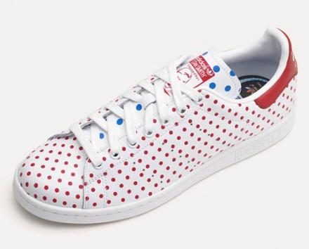 Adidas and Pharrell williams polka dots big collection 10