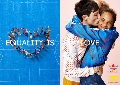 Adidas and Pharrell williams polka dots big collection 13
