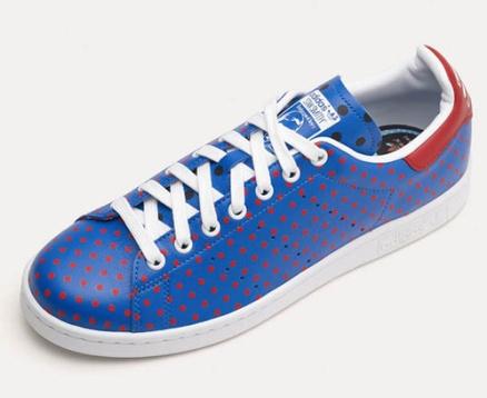 Adidas and Pharrell williams polka dots big collection 8