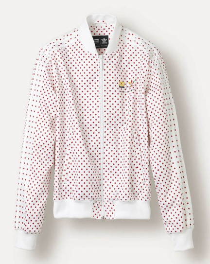 Adidas and Pharrell williams polka dots big collection 9