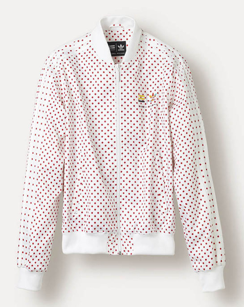 Adidas and Pharrell williams polka dots big collection 9