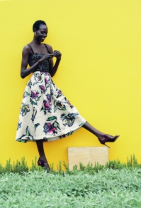 mixed message Ajak Deng by julia noni for neiman marcus 10