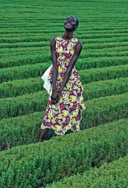 mixed message Ajak Deng by julia noni for neiman marcus 20
