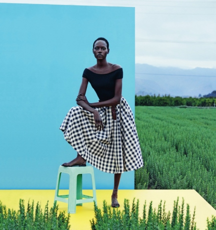 mixed message Ajak Deng by julia noni for neiman marcus 21