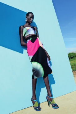 mixed message Ajak Deng by julia noni for neiman marcus 8