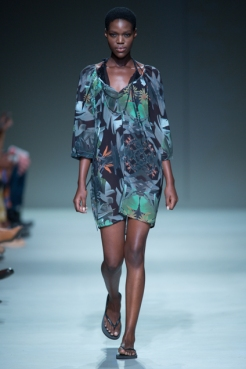 Phetogo Louwfant walking for Colleen Eitzen ss15