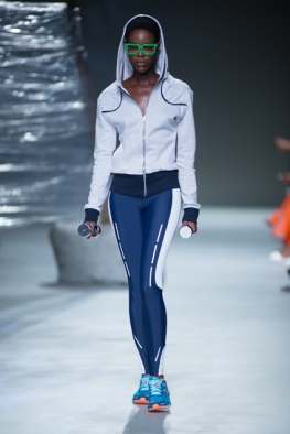 Phetogo Louwfant walking for Fundudzi by craig jacobs ss15 2
