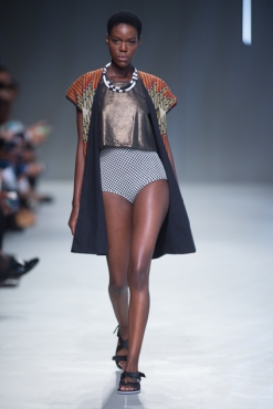 Phetogo Louwfant walking for Wake ss15