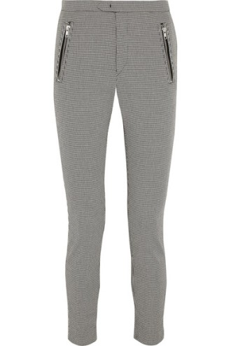 etoile-isabel-marant-rhett-houndstooth-cotton-blend-skinny-pants