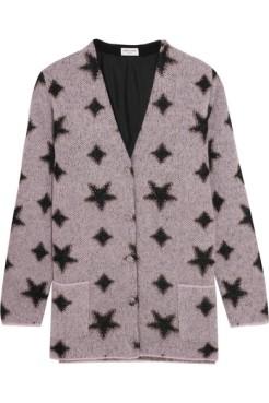 saint-laurent-metallic-intarsia-mohair-blend-cardigan