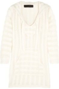the-elder-statesman-hooded-cashmere-and-silk-blend-tunic