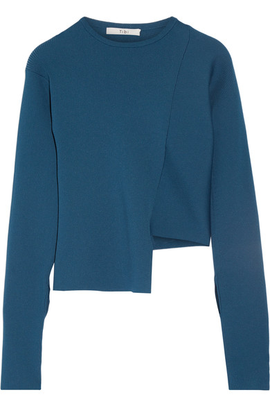 tibi-asymmetric-ribbed-knit-sweater
